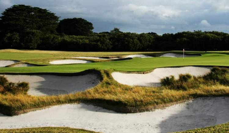 Źródło Royal Melbourne Golf Club
