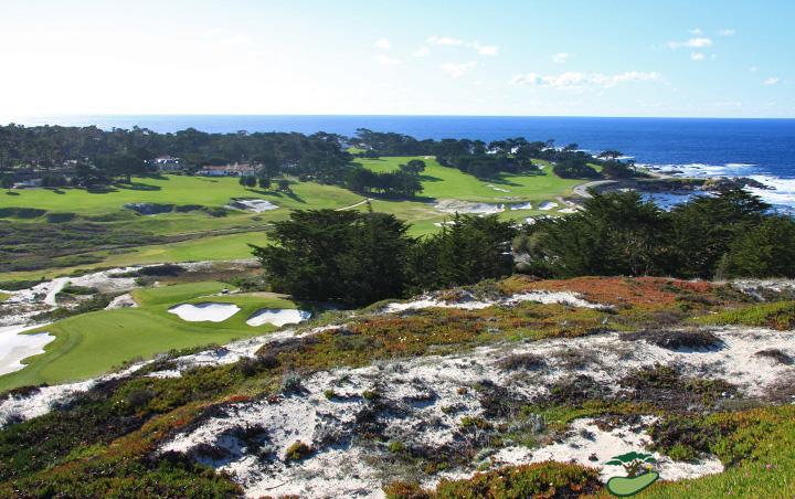 Źródło Monterey Peninsula Golf