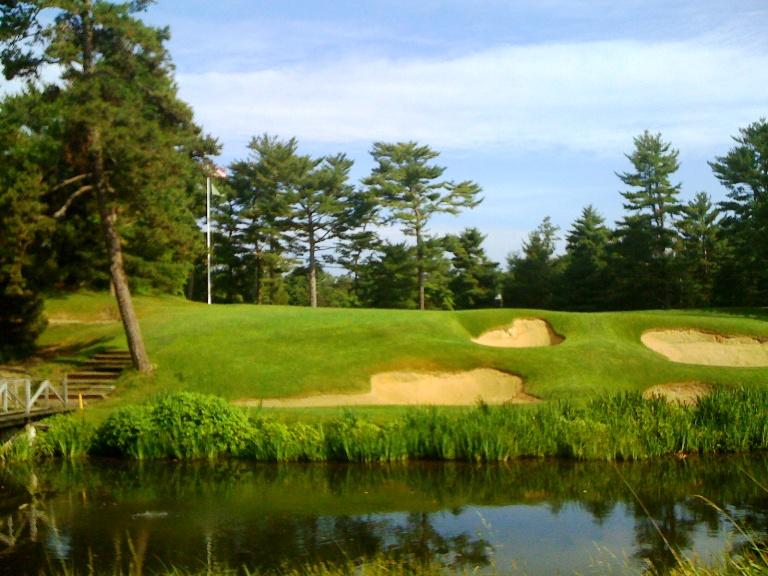 Źródło Pine Valley Golf Club